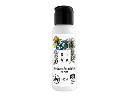 Riva hydratační mléko na ruce 100 ml