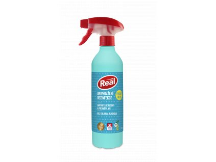 Real trigger dezinfekce