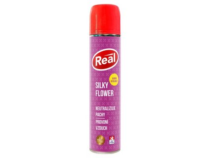 Real silky flower 300 ml