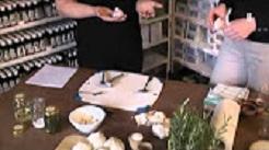 Účinky česneku a zpracování česneku Tv Pětka, Na zdraví, 4.díl