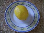 Citronem proti kyselosti