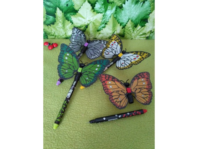 Motýl propiska