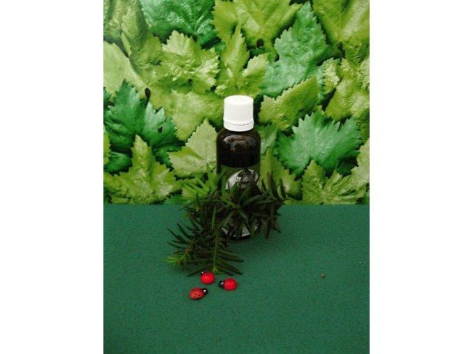 Bělotrn kulatohlavý tinktura z bylin 50 ml