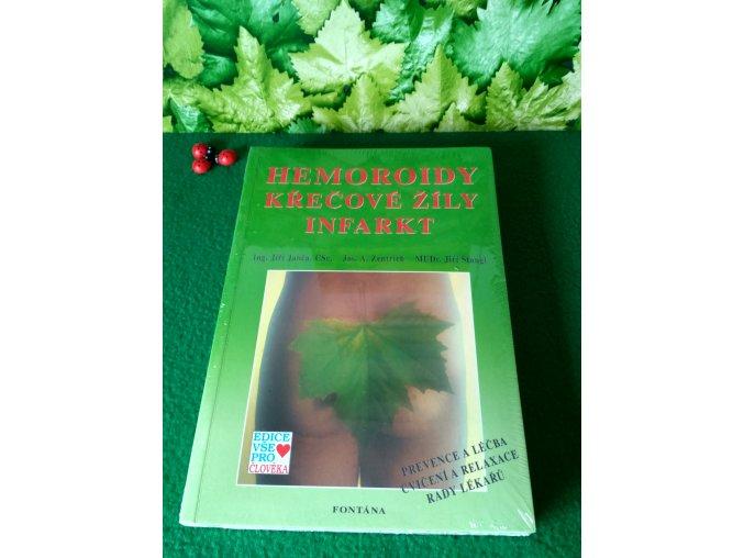 Hemoroidy, křečové žíly, infarkt