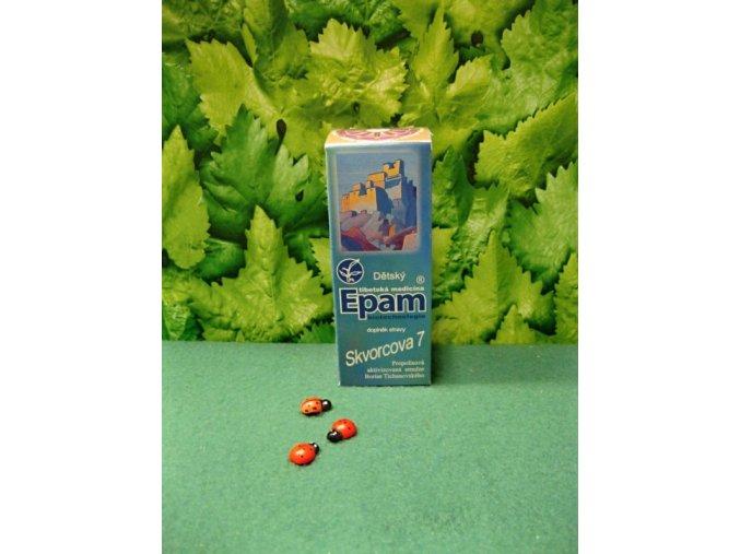 EPAM 7 Univerzální bez propolisu 50 ml