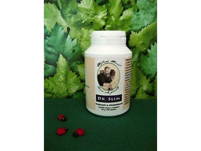 Dr.Slim glukomannan 100 tbl.