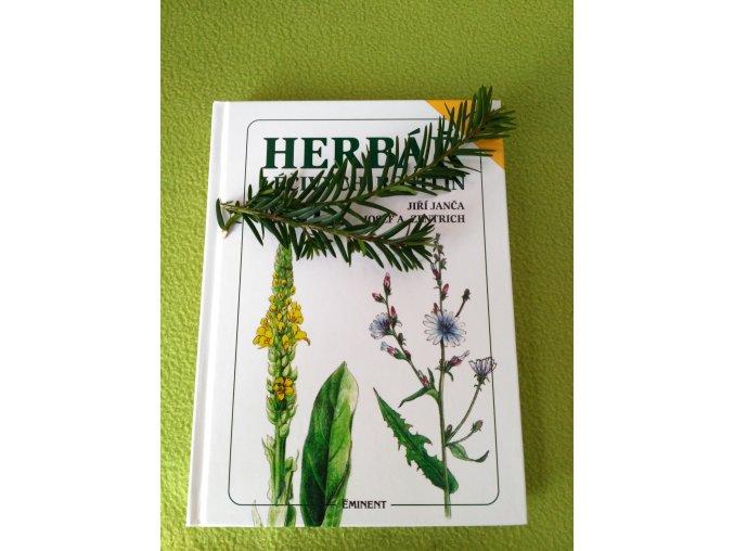 Eminent kniha Herbář léčivých rostlin 1. díl