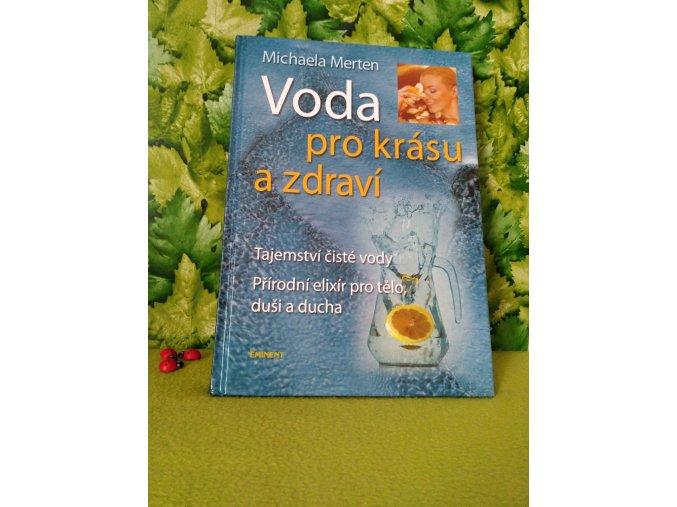 Kniha Voda
