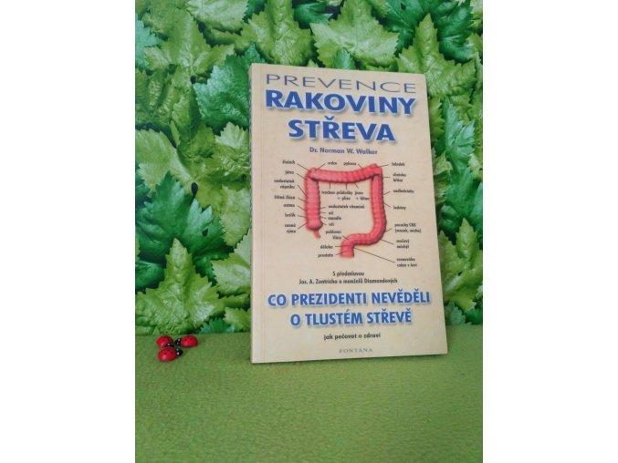 Kniha Střevo