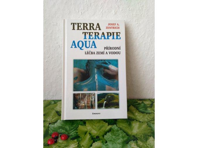 Kniha Terraterapie