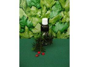 Aronie černý jeřáb tinktura z pupenů 50 ml