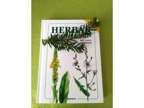 Kniha Herbář