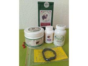 Vitaminy, minerály a stopové prvky pro hubnutí, cholesterol a detoxikaci s  dárkem