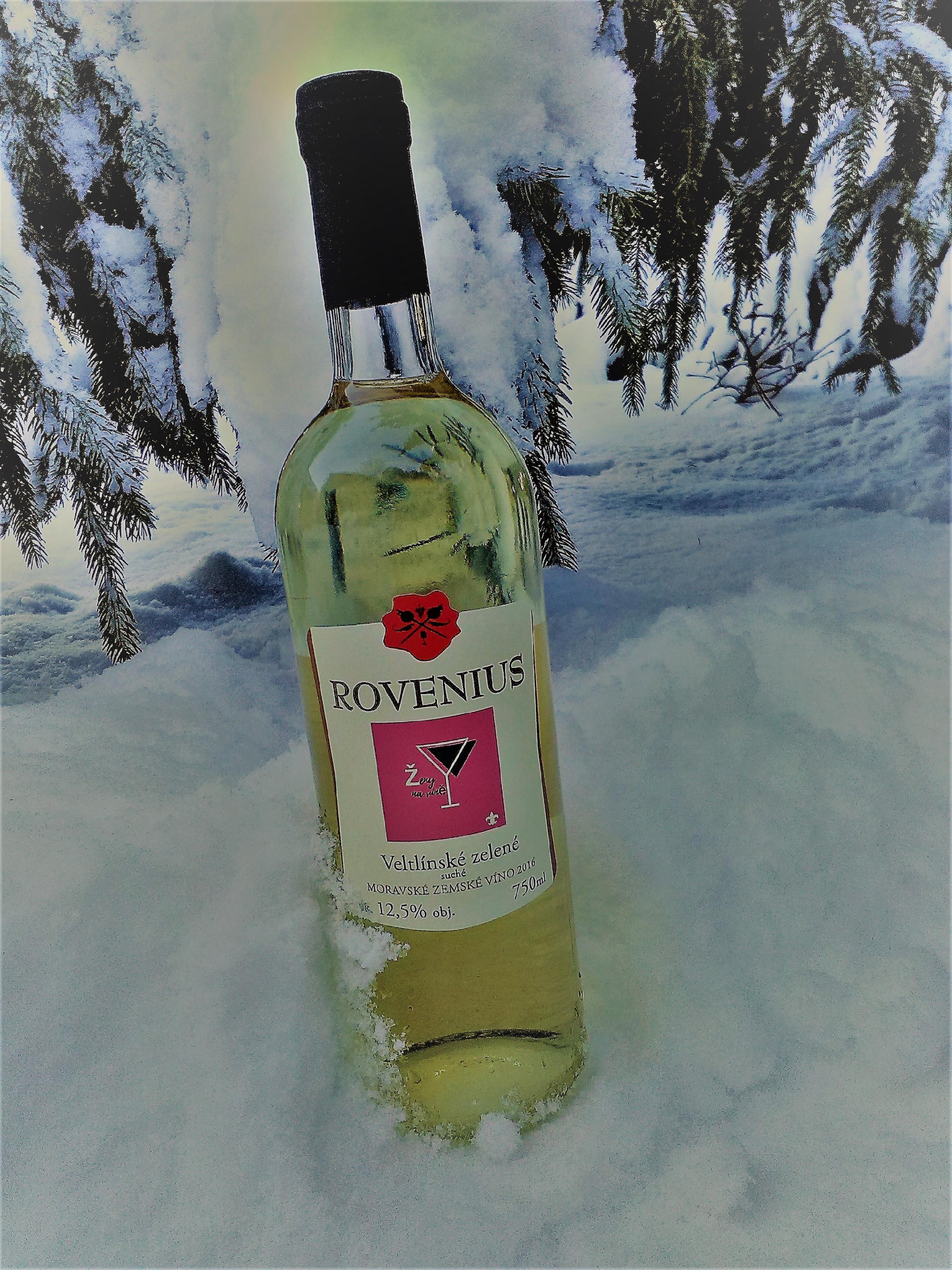 Veltlínské zelené - víno pomáhá - 99,- kč darujeme vybraným organizacím