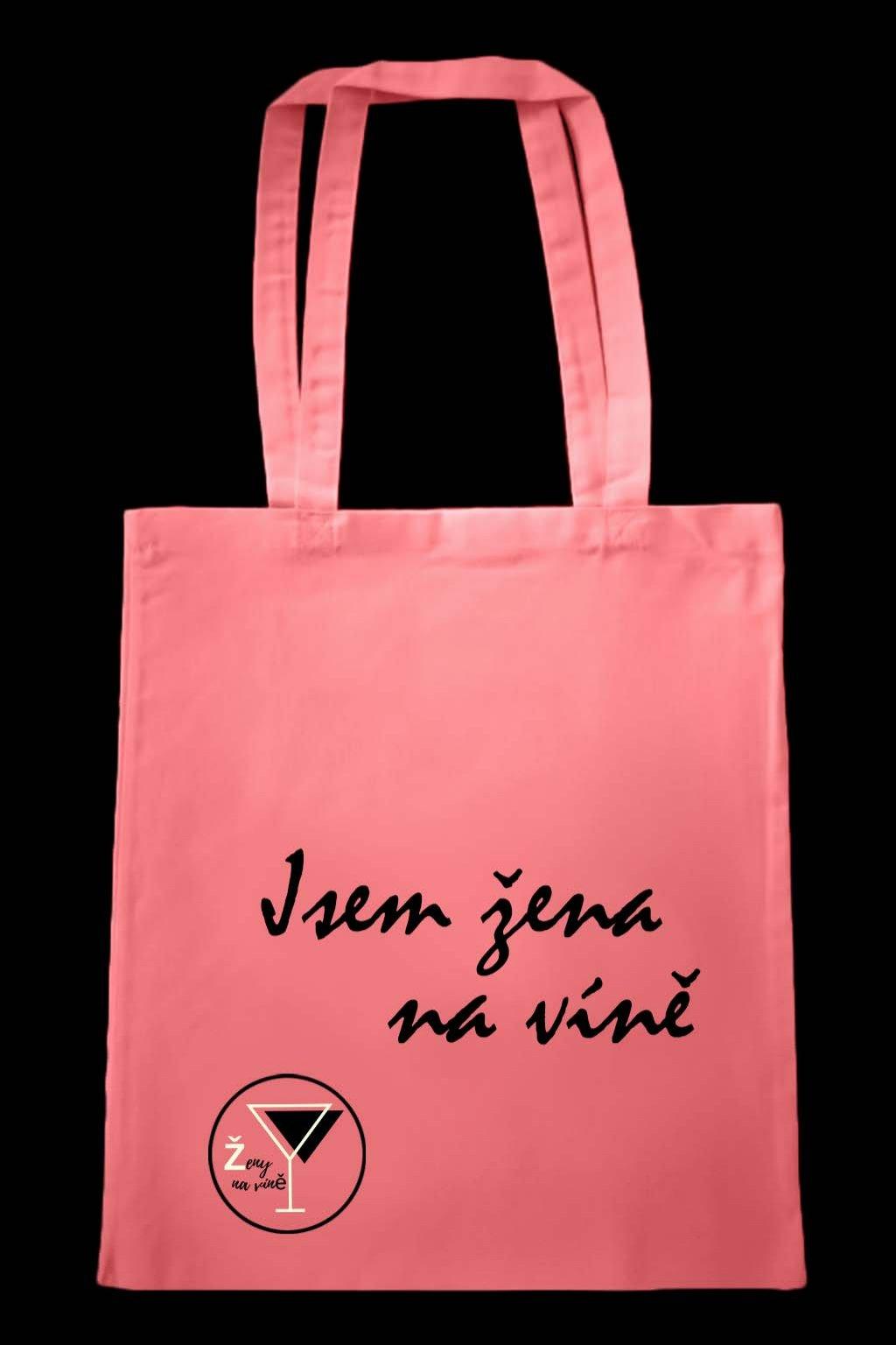 """Originální taška """"Ženy na víně"""""""