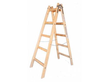 263291 4904 dreveny rebrik dvojdielny premium profi