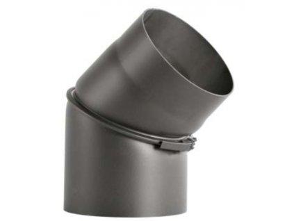 Betrams koleno hrubostenné nastavitelné 0-45° priemer 150mm - 2 mm plech sivé