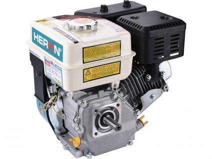 Motor benzínový spaľovací, obsah 163ccm, výkon 4,0kW, HERON