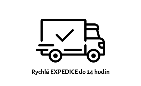 Rychlá expedice do 24 hodin
