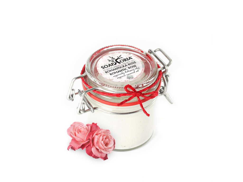 romanticka ruze vonavy organicky kokosovy olej