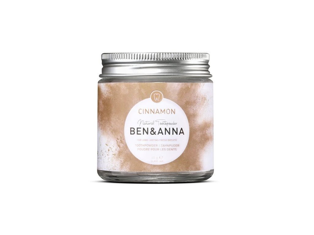 ben und anna tooth powder cinnamon 002