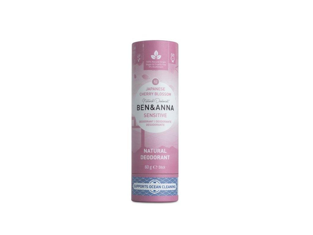 deodorant ben anna sensitive tresnovy kvet