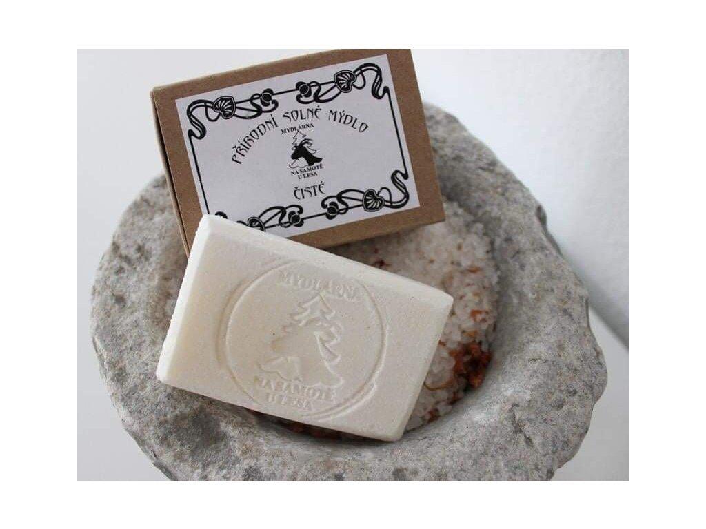 60 prirodni solne mydlo ciste