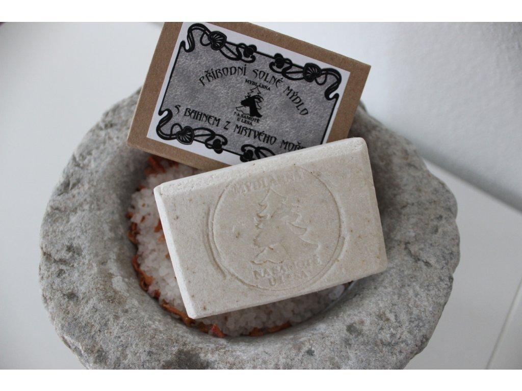 48 prirodni solne mydlo s bahnem z mrtveho more