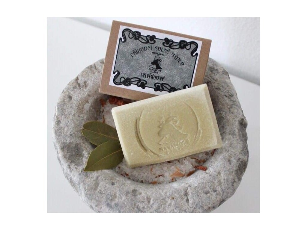 45 prirodni solne mydlo vavrinove