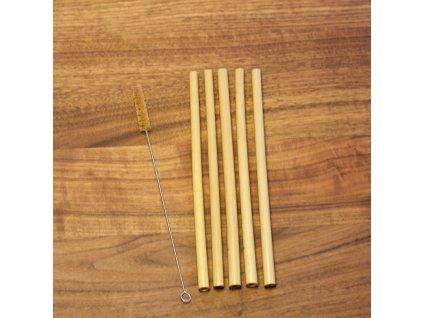 bambusova brcka 1 set mensi