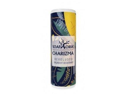 charizma revoludeo deodorant soaphoria