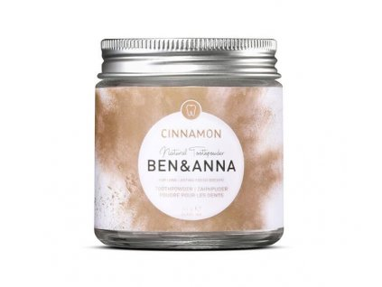 ben und anna tooth powder cinnamon 002