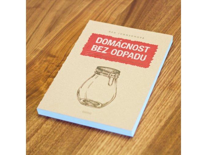 kniha domacnost bez odpadu