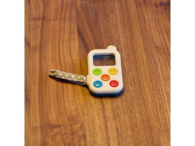 muj prvni telefon