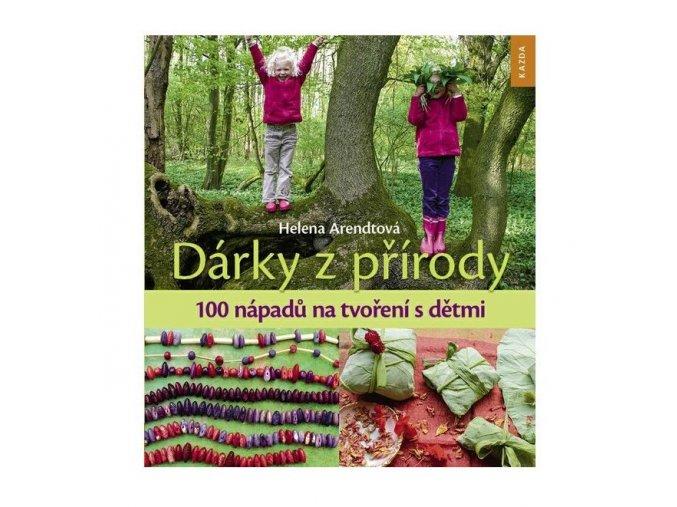 kniha darky z prirody