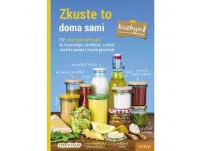 Kniha zkuste to doma sami - kuchyně