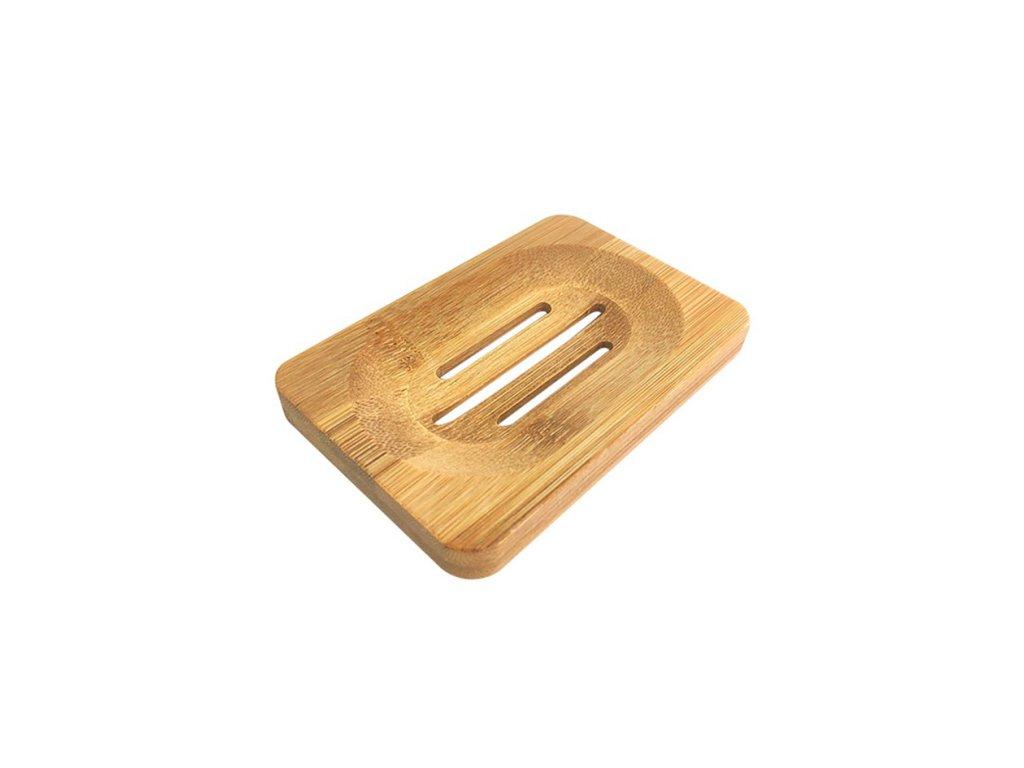 Dřevěná mýdlenka