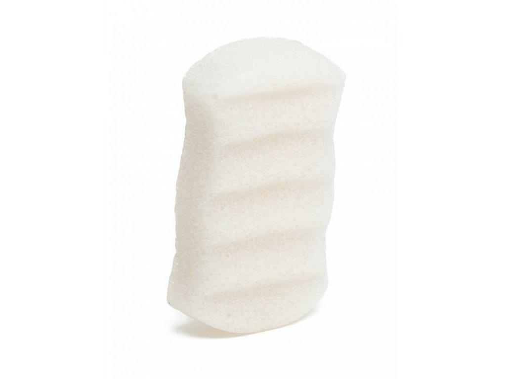 Kongy Konjaková houbička s lufou pro intenzivní peeling na tělo