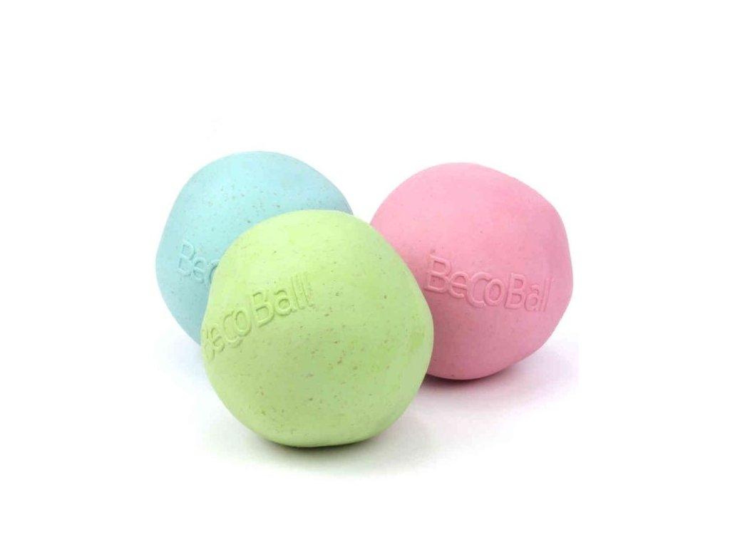 BecoBall ekologický míček pro psy, M