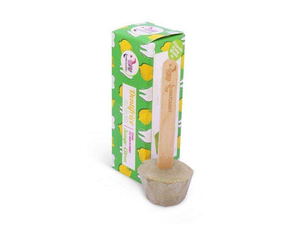 Lamazuna Tuhá zubní pasta | šalvěj a citrón (17 g)