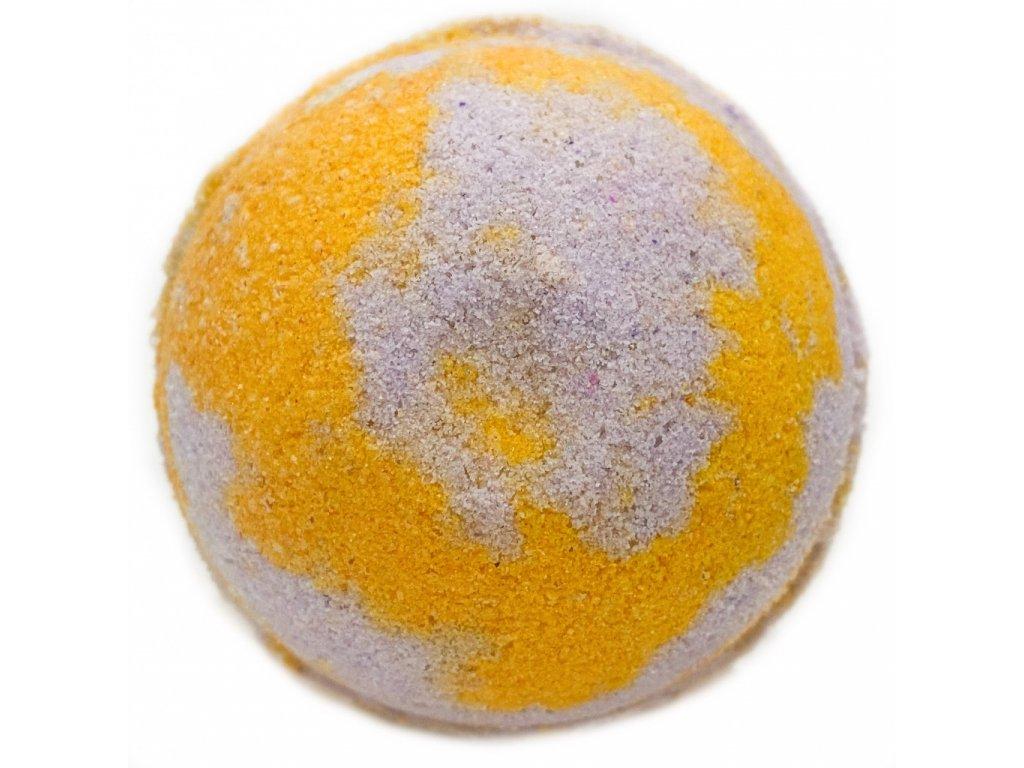 Bloombee Šumivá koule Lemon Lavender 140g