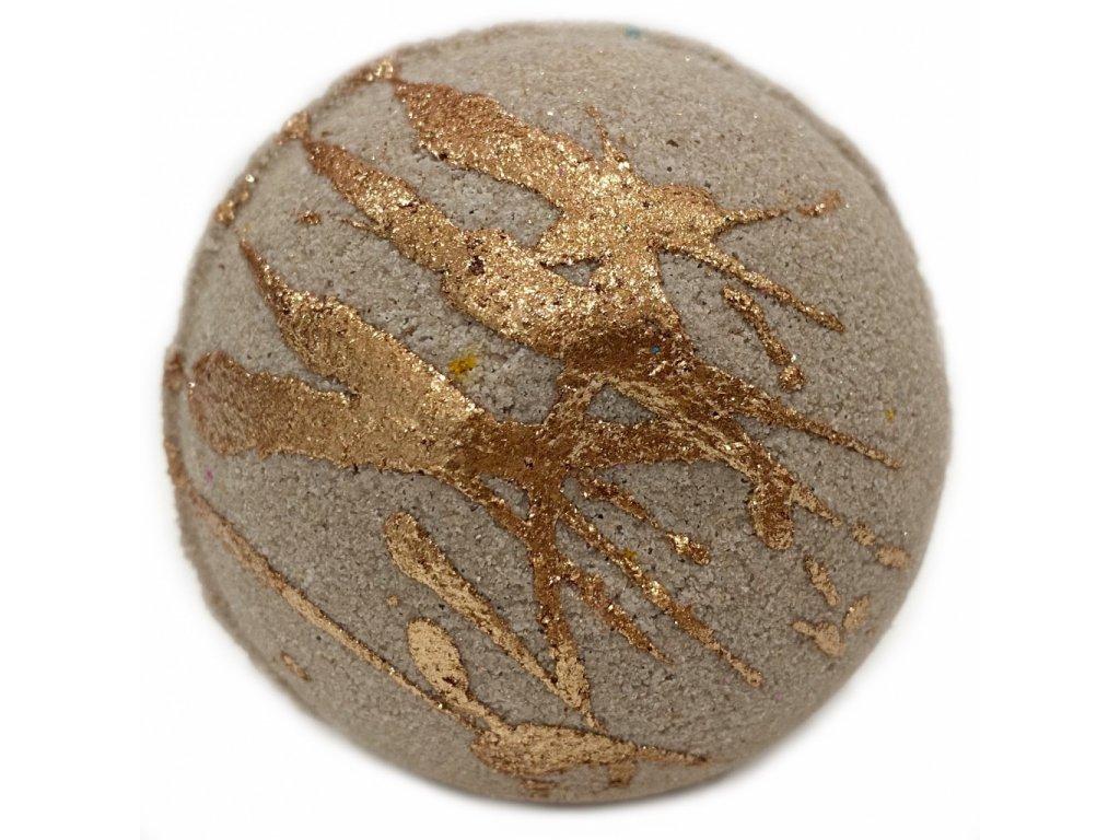 Bloombee Šumivá koule Choco Caramel 140g