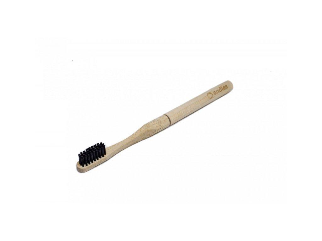 Endles Bambusový zubní kartáček s vyměnitelnou hlavicí