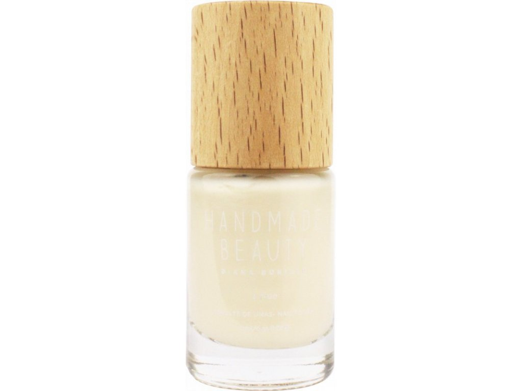Handmade Beauty Lak na nehty 7-free (11 ml) - Coconut