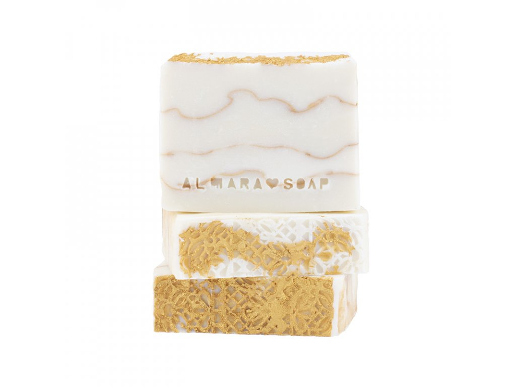 Almara Soap přírodní mýdlo Fresh Laundry 100 g