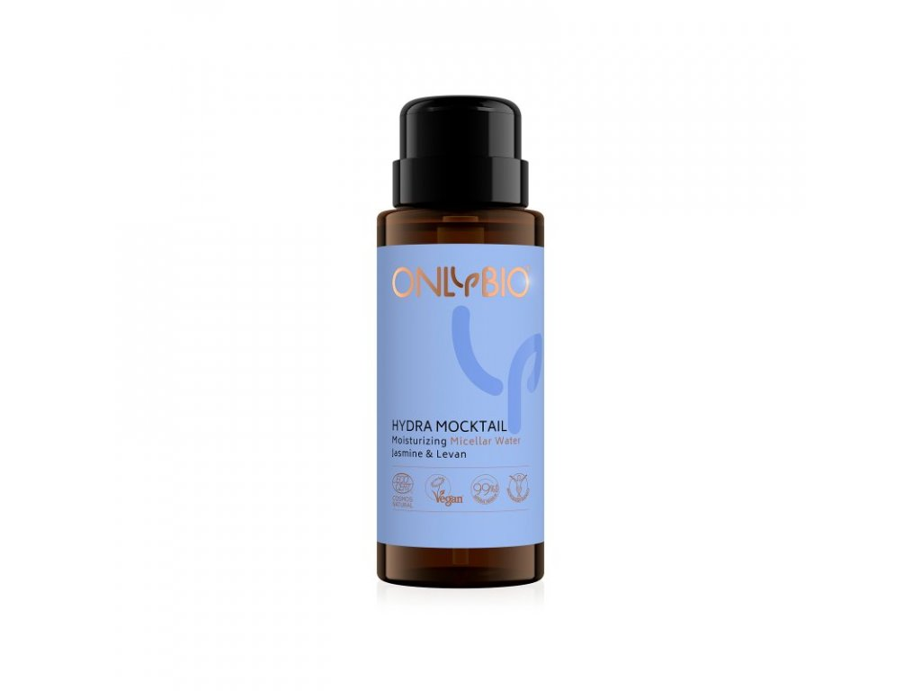 OnlyBio Hydratační micelární voda Hydra Mocktail 300 ml