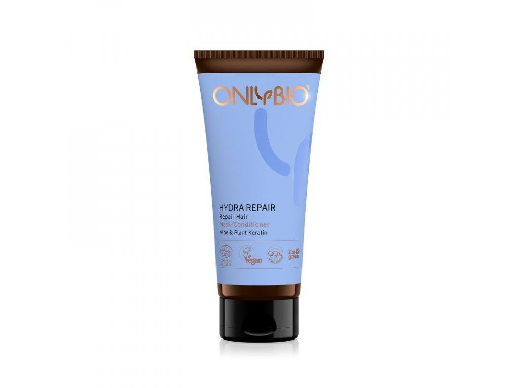 OnlyBio Maska na suché a poškozené vlasy Hydra Repair 200 ml
