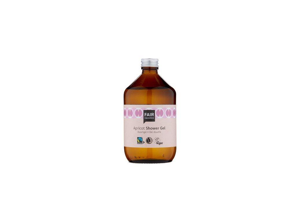 Fair Squared Sprchový gel s meruňkou 500 ml