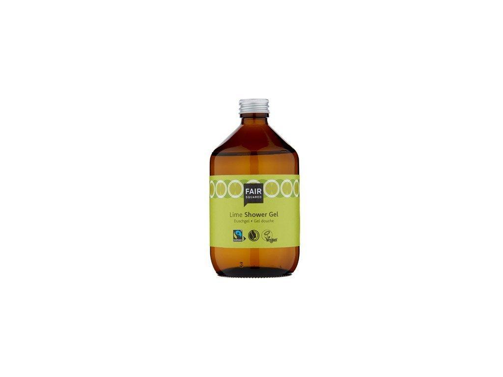Fair Squared Sprchový gel s limetkou 500 ml