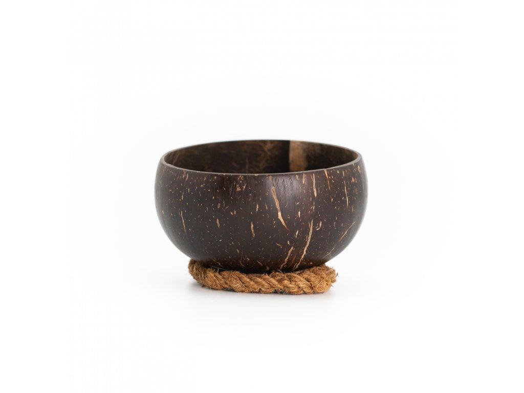 Kokosová miska Original S se stabilizačním kroužkem